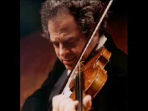 J.B. Accolay Violin Concerto in A minor - Itzhak Perlman
