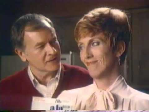 Bill Daily & Marcia Wallace 1981 Kraft A La Carte Entrees Commercial
