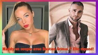 Maddy en couple avec Bastien Grimal ? Elle répond!