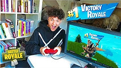 this 15 year old kid won a game of fortnite in high school college duration 20 04 - scrubzah fortnite at school