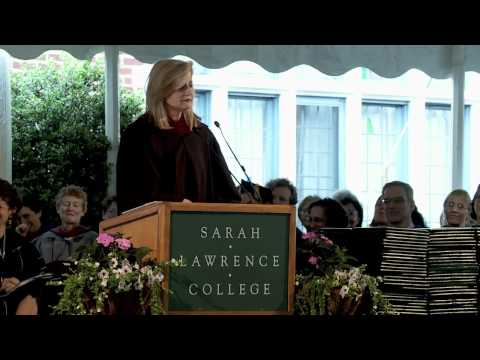 Arianna Huffington's Address to Sarah Lawrence College's Class of 2011