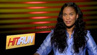 INTERVIEW: Joy Bryant on working with Kristen Bell and Da...