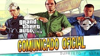 COMUNICADO OFICIAL | Rockstar se posiciona sobre los mods de GTA V en PC