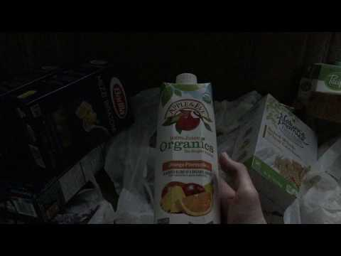 (Stop And Shop) FOOD HAUL: Organic And Non GMO Products.