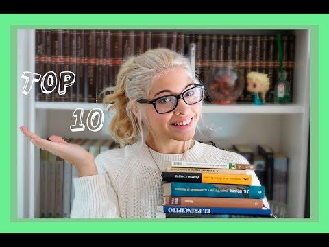 TOP 10 LIBROS que releería mil veces más || RECOMENDACIONES FAVORITOS