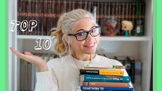 TOP 10 LIBROS que releería mil veces más || RECOMENDACIONES FAVORITOS thumbnail