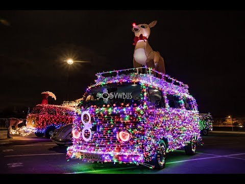 Twinkle Light Tech - How to put Christmas lights on your vehicle safely