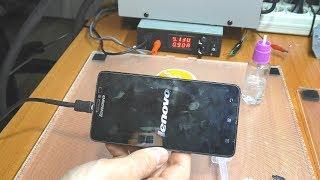 РЕМОНТ ДЛЯ ПОДПИСЧИКА: Смартфон Lenovo S850 (Не заряжается / Нет вибрации / Нет imei)