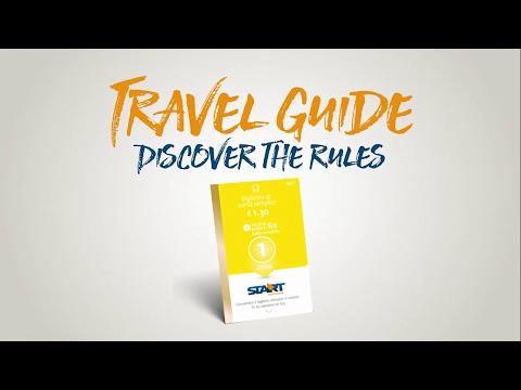 Start Romagna travel guide: rules for safe ticketing.