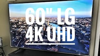 LG 60inch 60uh6035 Smart 4K UHD TV