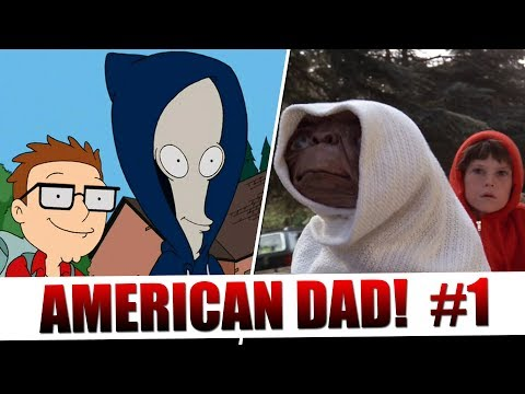 American Dad's Tribute to Cinema: Part 1