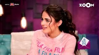 Shakti Arora calls Radhika Madan while interviewing