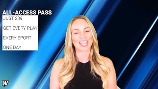 WagerTalk 1 Day All-Access All-Sports Pass