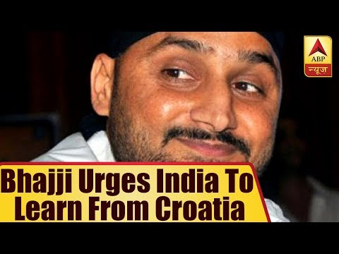 Harbhajan Singh Urges India To Learn From Croatia, Raises Question on Country