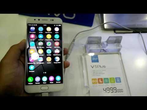 Vivo V5 Plus - (AB UNBOXING)
