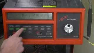 Battery Load Test Snap-on AVR