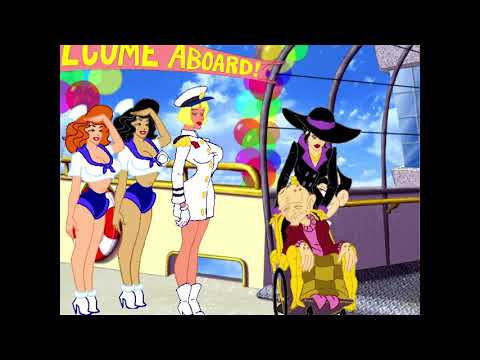 Leisure Suit Larry 7: Love for Sail Intro (english version) |