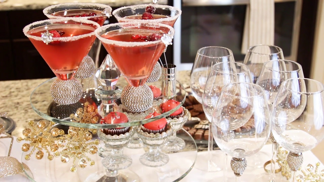 Girls Christmas Party Ideas Part - 50: Girls Night Christmas Party Tips U0026 Ideas