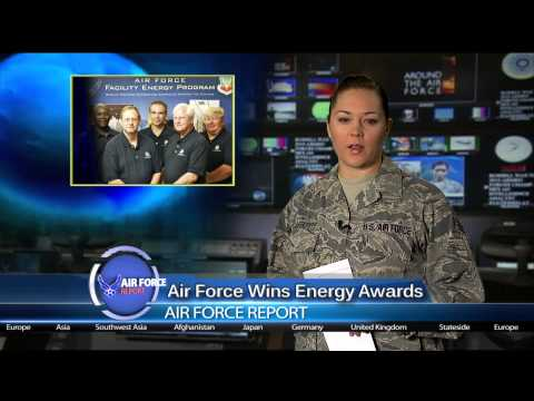Around the Air Force: Federal Energy Management Program - Energy Awards | MiliSource