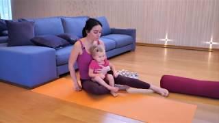Йога для детей. Урок 5