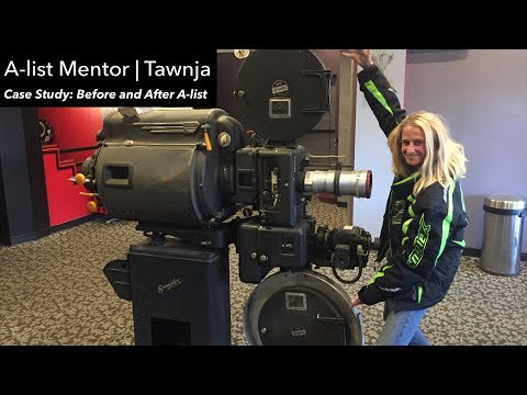Case Study   A-list Mentor Tawnja