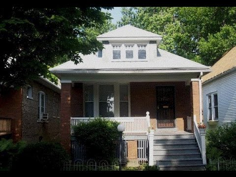 3 Bed / 1.5 Brick Brick Bungalow in Chicago's Chatham Only $28,000!