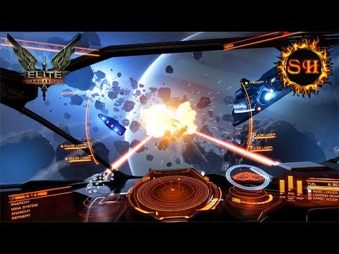 Sarcoth Plays ► Elite: Dangerous ► Planetary Mineral Harvesting (Part 2)