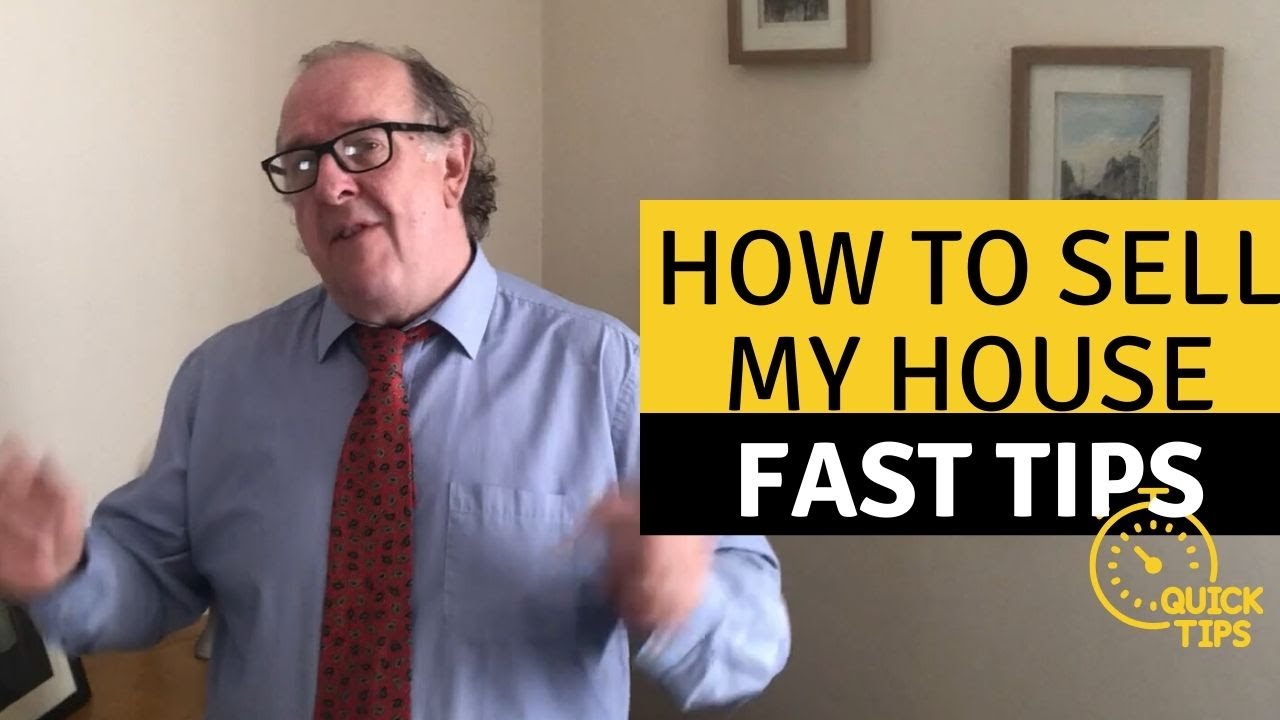 How to sell my house fast tips