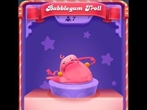 Candy Crush Friends Saga Demo Of Bubblegum Troll
