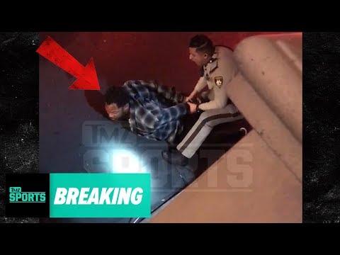 Michael Bennett Police Takedown Video,