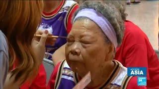 Taiwanese hip-hop dancing grannies shake up traditions