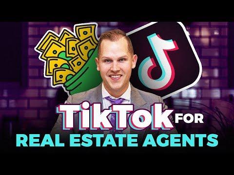 🔴 How to use TikTok for Real Estate Agents [ Step by Step TUTORIAL + Marketing Strategy ]