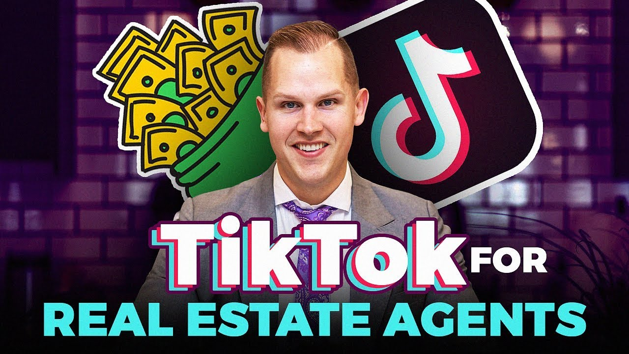 How to use TikTok for Real Estate Agents [ Step by Step TUTORIAL + Marketing Strategy ]