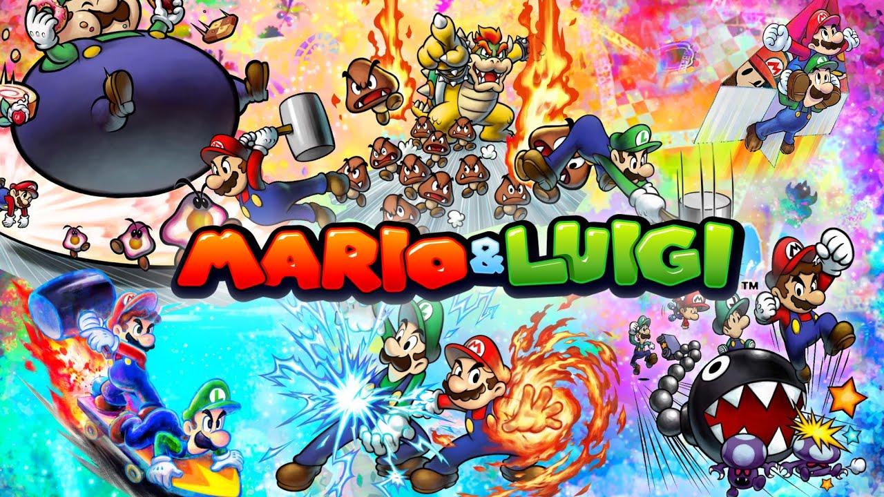 Mario & Luigi- All Battle Themes(2003-2019)