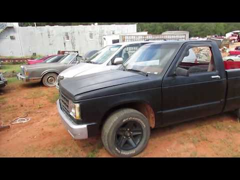 SCRAPYARD RESCUE! 1985 Chevy S10