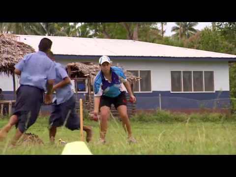 Volunteering in Samoa - Sport - Australian Volunteers for International Development Tina Samoa
