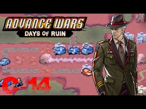 Advance Wars: Days of Ruin - Chapter 14 (A Hero's Farewell) [S]