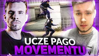 UCZE PAGO MOVEMENTU W CS:GO!