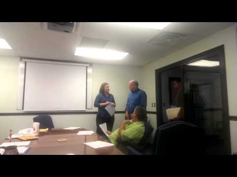 Tim Wilson - Employee of the Year - Pasco County, FL