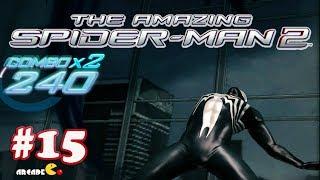 The Amazing Spider-Man 2 - Gameplay Walkthrough (1080P) - Part 15 (iOS)