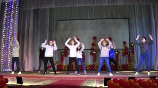 Аргаяшская школа №2 - танец Не танцуй