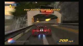 Burnout 3 Takedown Final Race Tutorial - Like A Boss!