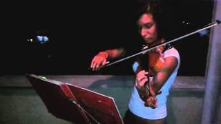 elegua aso kere-kere me ye, violin