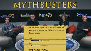 Runescape Mythbusters Special - Ep. 2