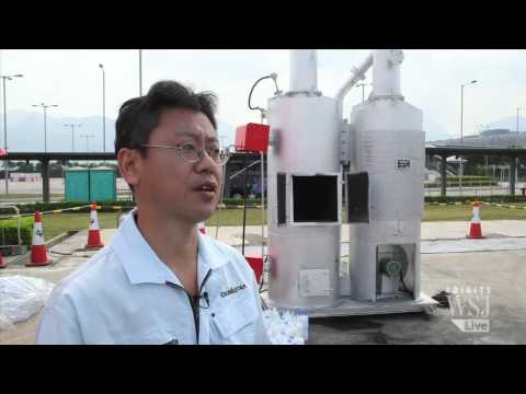 Smokeless Fire? Japan's Incineration Innovation