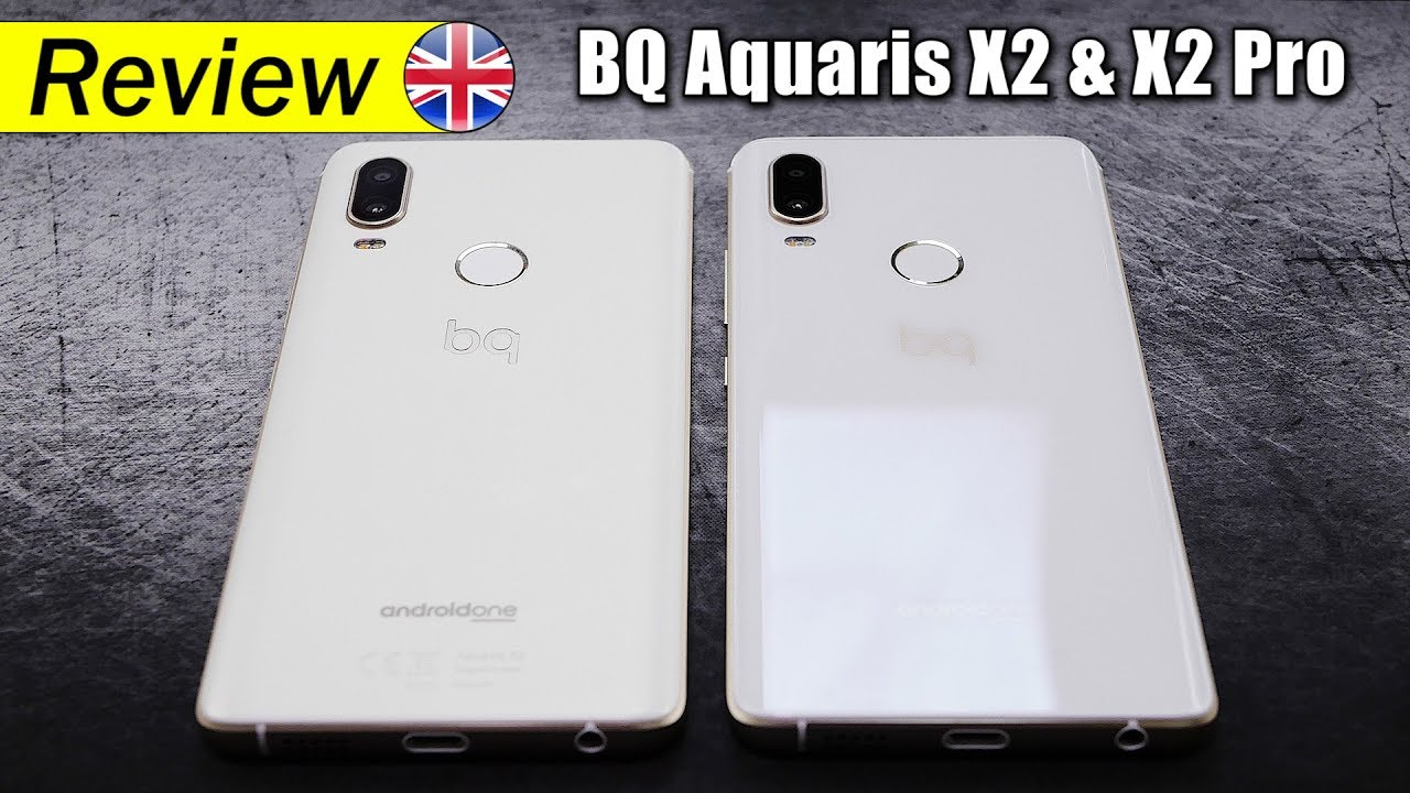 Bq Aquaris X2 X2 Pro Midrange Done Right Youtube