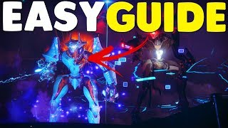 DEFEAT THE NIGHTFALL BOSS QUICKLY | Destiny 2 (Nightfall Guide / Cheese)