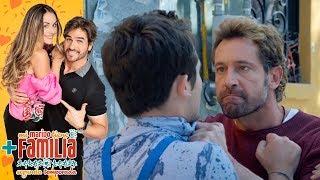Mi marido tiene más familia - Capítulo 155: ¡Neto descubre a Yolo besándose con Guido! | Televisa