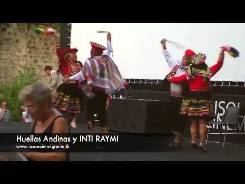 Peruvian dance Huayno - Huayño es 100% Baile Peruano