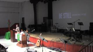 The Appeal of Koinonia Acts 2:41-47 Joe Birdsall 11-9-2014 Cheonan,...